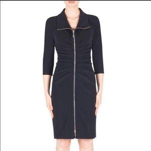 Gorgeous Joseph Ribkoff black dress size 14